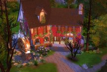 The sims 4 willow creek