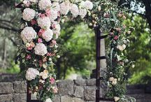 arch for flowers