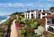 Places in Santa Barbara / Here is a list of great places in Santa Barbara where you can have your event. #Wedding #venue #Reception #Celebration #Engagement