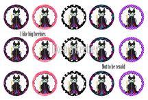 MOÑOS & VINCHAS / De todo lo relacionado con el arte de confeccionar moños, lazos, forrar diademas. Todo con cintas y... Todo para princesitas. / by Marjorie Yepez
