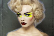 Marilyn beauty shoot