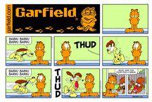 Animated Adventures - Garfield & Friends / Garfield, Odie, Jon,......