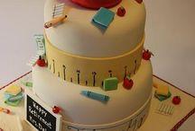 Cake decorations / Cake