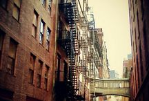 Our TriBeCa / Everything we love about Tribeca ...  / by Cosmopolitan Hotel TriBeCa