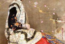 Asian Art Inspiration