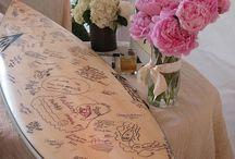 Guest Book Alternatives / Alternatives to the traditional guest book.
