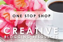 BLOGS, INSTAGRAM, FACEBOOK / Sites, tips, tricks and anything else to help today's blogger find success!