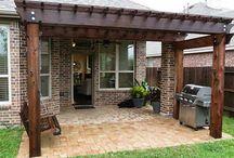 Dream home - patio/porches