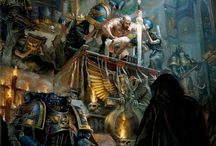 Best of warhammer art