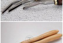 narzędzia do skóry