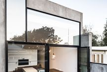 BIG WINDOW HOUSES / Big windows in modern homes