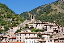 Valle della Vésubie  - Provenza