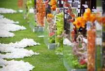 Wedding Aisles / by An Event Remembered, Inc. Penny Rolle