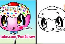 DRAW AND COLOR