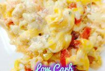 Low Carb Main Dish Recipes