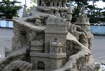 cool sand art