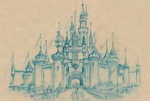Disney Sketches(etc.)