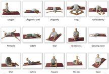 Jógové pozice