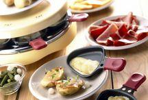 ♡♥ Raclette & Fondue Party ♡♥ / Le meilleur des appareils à raclette et fondue