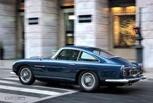 Exotic Cars / Selección de las más afamadas marcas d autos d lujo