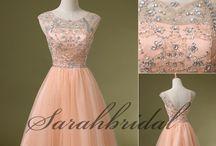 formal dresses / by Kelley Hanson