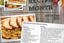 Recipes of the Month / Enjoy some of our favorite recipes, submitted by VacMaster customers and employees!  Many use our vacuum packaging technology and some are seasonal!