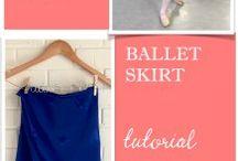 Ballet skirt patterns private
