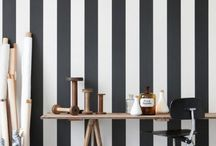 Wallpaper ideas  / by Hortensia Khabbaz