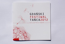 GDANSK DANCE FESTIVAL 2012 // PROGRAMME / EDITION / GDANSK DANCE FESTIVAL 2012  PROGRAMME / EDITION 210x210 mm