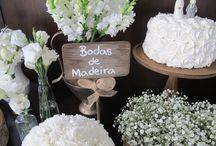 Bodas de Madeira