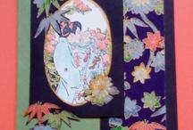 Oriental Stamp Art