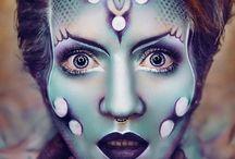 Airbrush Face/Body Art