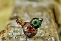 Fugle, glas
