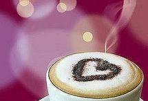 Cafe' ☕ Coffee  / by Elizabeth Lyon