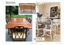//Furniture Rehab// / Redeemed Furniture / by Sprinkles Of Whimsy