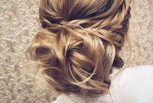 Stort selektion of hair