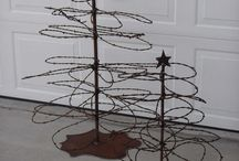 Barbed Wire Art!!!! :) / by Caitlin Brown