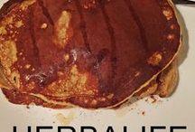 Herbalife pudding