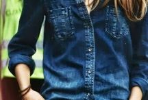 In love with denim / Only for Denim Lovers!