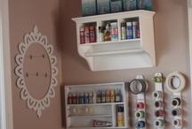 Craft Organization & Storage / by Jennifer Kellogg