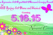 2015 Norwood Crossing Spring Art Show and Musical / Stay tuned for details! Bookmark www.norwoodcrossing.org/artshow for the latest updates, info, artist features and MORE!