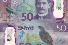 Banconote Oceania