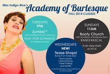 Academy of Burlesque