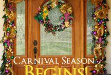 Carnival /Mardi Gras / Laissez les bons temps rouler:  Let the good times roll!