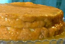 Portuguese Cakes and Desserts