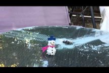 Table Top Snowmen / by Andrew Abranches