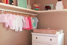 Child room / Ideas for decorating a baby room