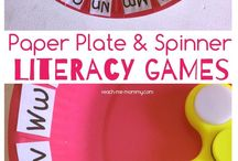 Literacy games