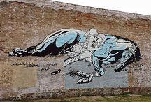 World of Urban Art : FAILE