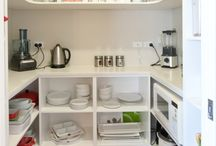 Walk in pantry / butlers pantry